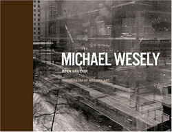 Cover of Michael Wesely Open Shutter