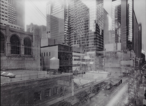 Aug 2001 to June 2004. © Michael Wesely