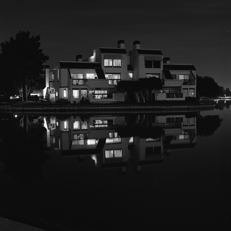 House on Lagoon